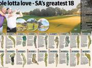 Best Golf Holes in SA